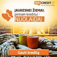ilgalaikis kreditas